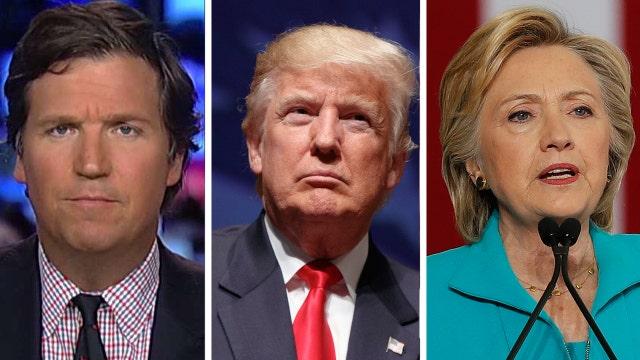 Tucker Carlson on debate over Trump's temperament