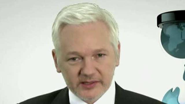 Look Who's Talking: Julian Assange
