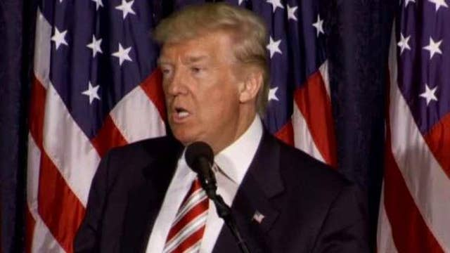 Donald Trump: Without defense we don't have a country