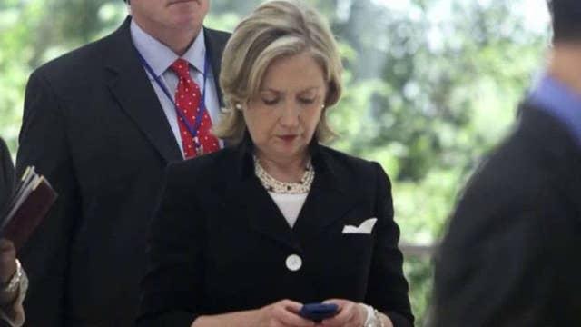 Hillary Clinton receives a surprising endorsement