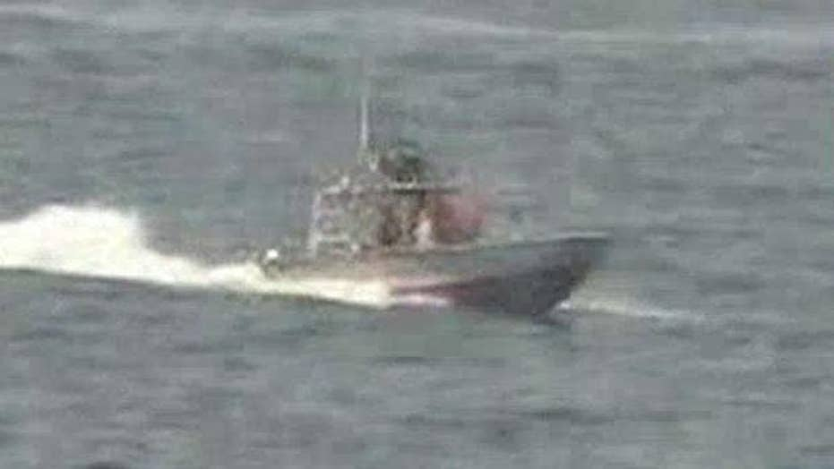 Iran escalates harassment of US Navy ships in Persian Gulf