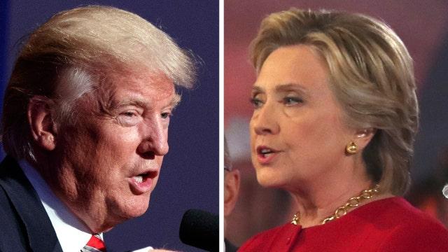 Trump vs. Clinton: National security