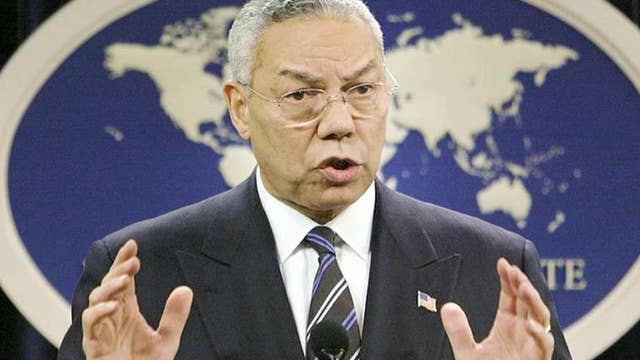 Did Colin Powell help Hillary skirt State Department rules?