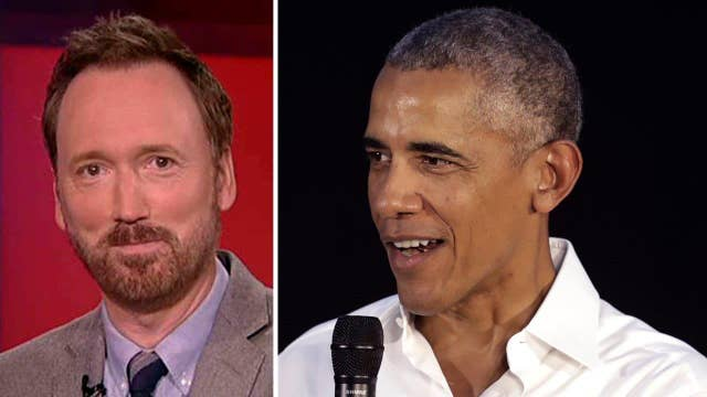 Shillue: Obama is overseas throwing shade at the US