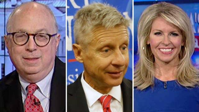Crowley, Schoen debate Gary Johnson flub about Syria