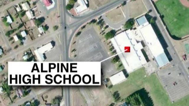 Shots fired at Texas high school
