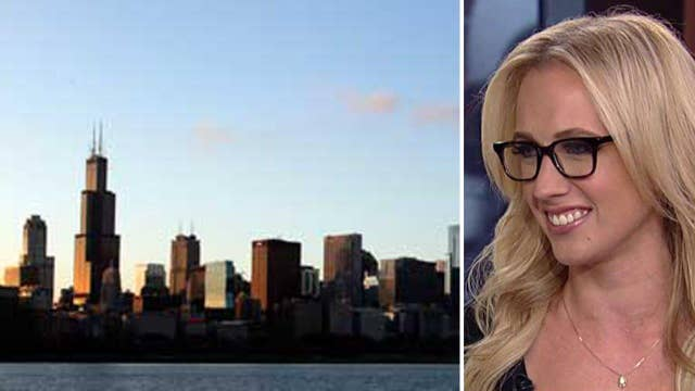 Kat Timpf shares thoughts on Chicago crime spike
