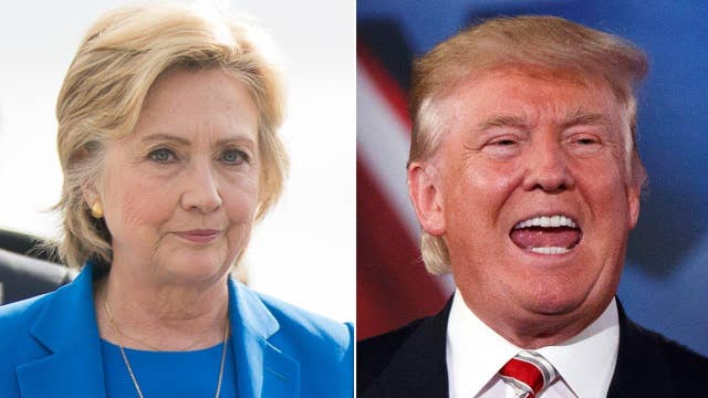Did Trump, Clinton flip-flop over support for the Iraq War?