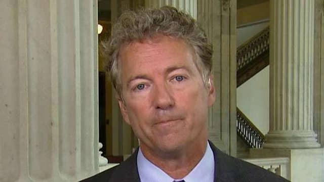 Rand Paul: Clinton Foundation should bail out miners' fund