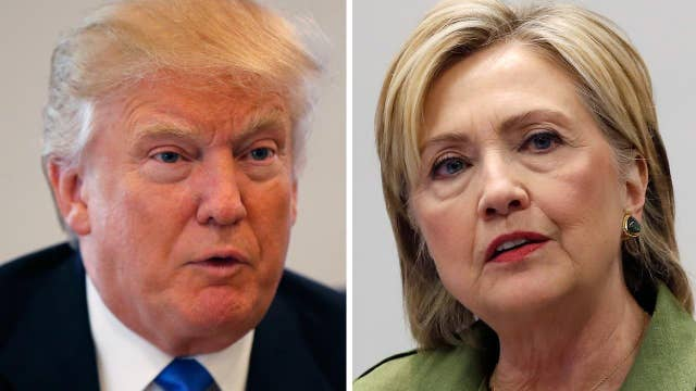 Trump vs Clinton: Who's better for the military?
