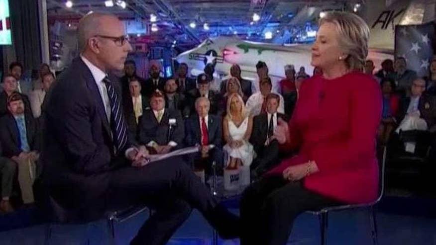 Reaction from Howard Kurtz, Fox News media analyst and host of 'MediaBuzz'
