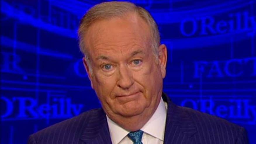 'The O'Reilly Factor': Bill O'Reilly's Talking Points 9/8