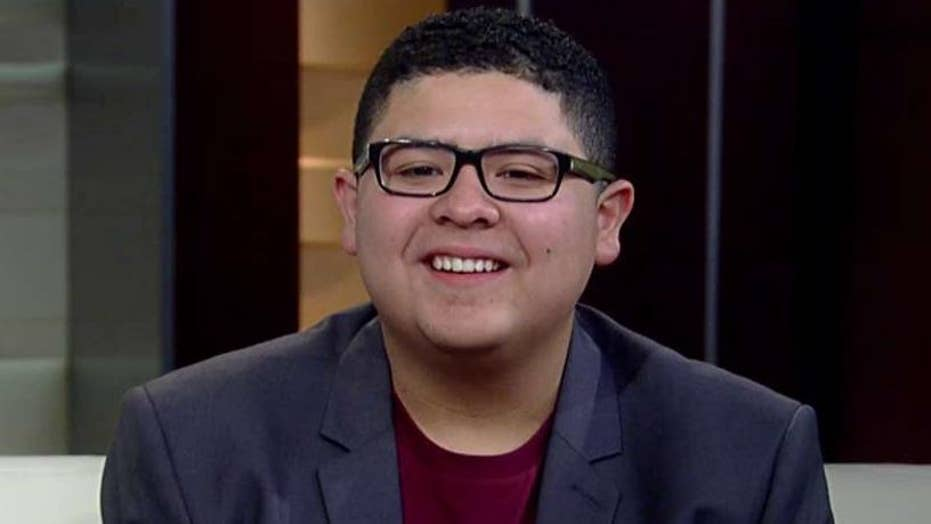 Rico Rodriguez talks start of 'Modern Family' season 8