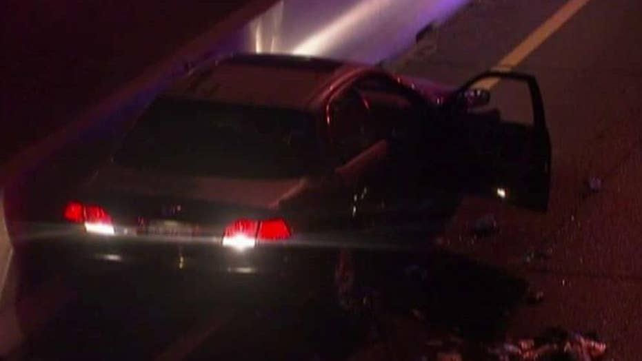 Phoenix driver shot while on phone with 911
