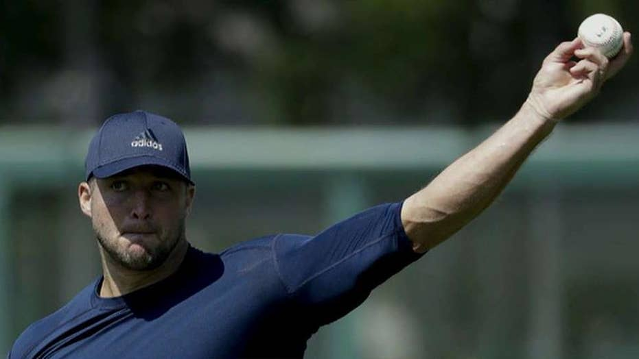 Tim Tebow lands minor league deal with the Mets