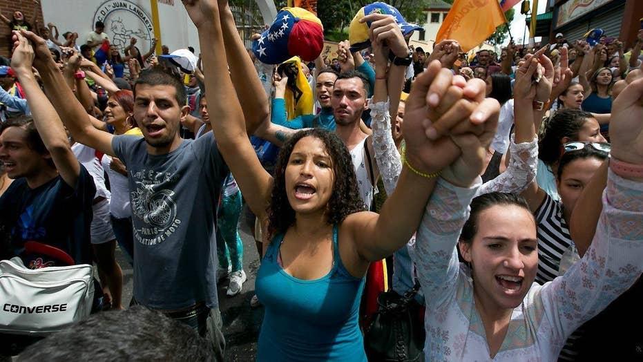 Venezuela's collapse prompts surge in asylum seekers