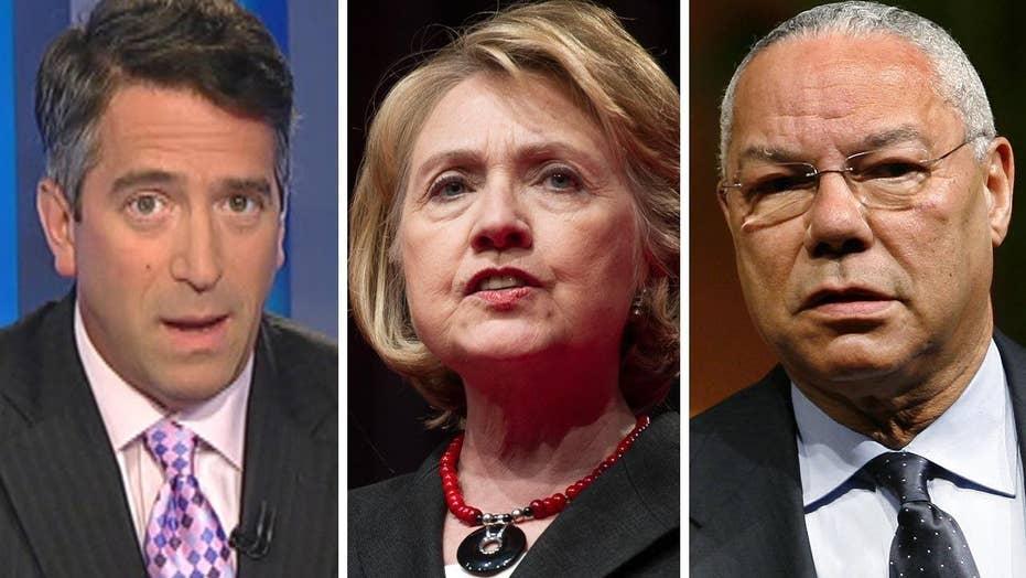 Rosen's take: Powell advising Clinton on emails