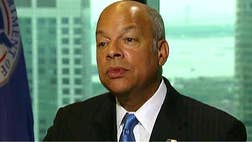 "As the United States on Sunday prepares to mark the th anniversary of the - terror attacks, Homeland Security Secretary Jeh Johnson says terror plots, unbeknownst to the public, have been disrupted ""all of the time"" since he started running the agency."