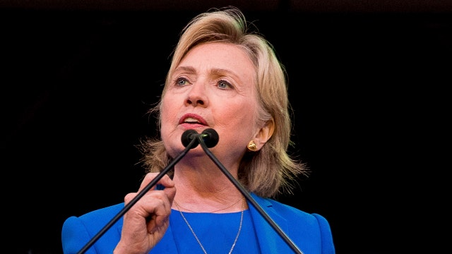Will Clinton's record hurt her in the debates?