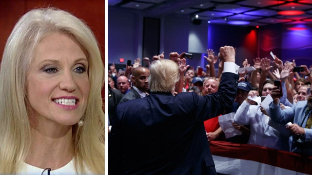 Conway: This is a movement people are happy to be part of