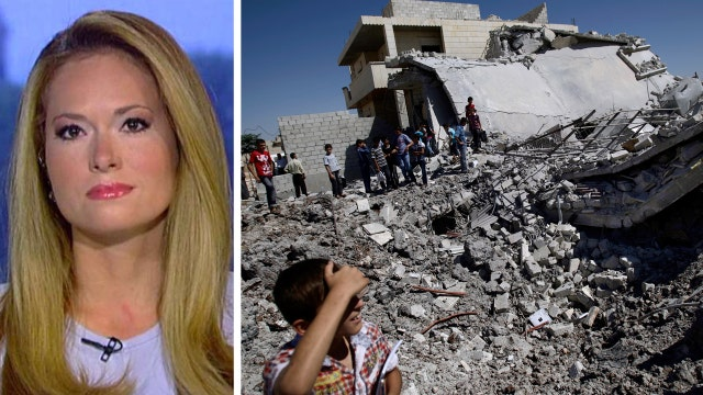 Gillian Turner on bringing attention to Aleppo