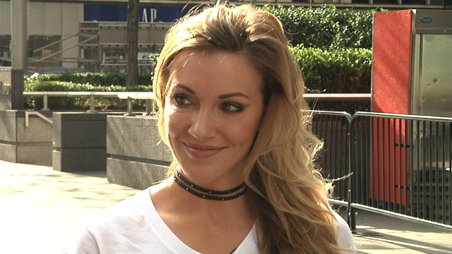 Katie Cassidy is not your grandma's 'cat lady'