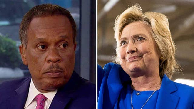 Williams on email scandal: This is not about Hillary Clinton