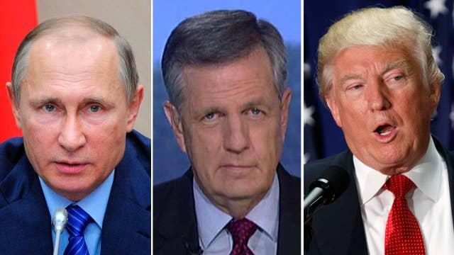 Brit Hume: Trump's Putin statements are a 'mistake'