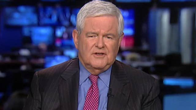 Newt Gingrich: Federal Reserve walked itself into disaster