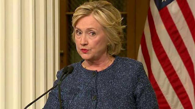 Hillary Clinton on China: We have a lot of leverage