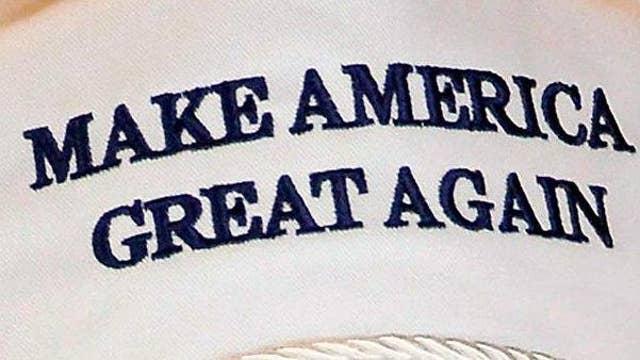 Is 'make America great again' racist?