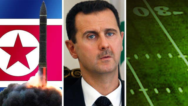 'Factor' news of the day: Warheads, Syria and football