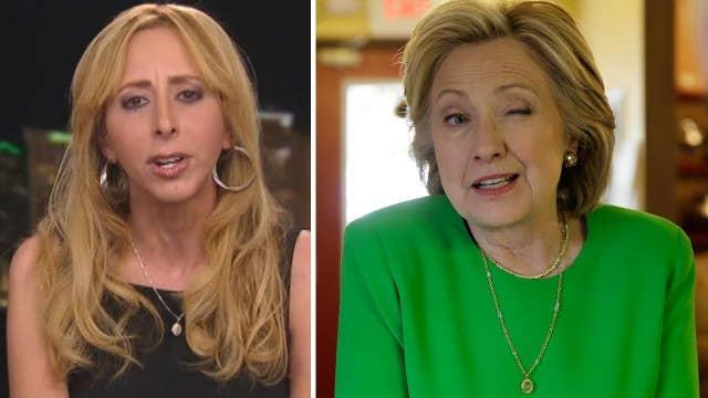 A.J. Delgado: Clinton is the 'dangerous, reckless' candidate