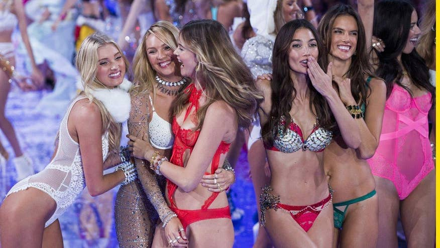 Four4Four: A new Victoria's Secret ad campaign recommends women wear lingerie to work