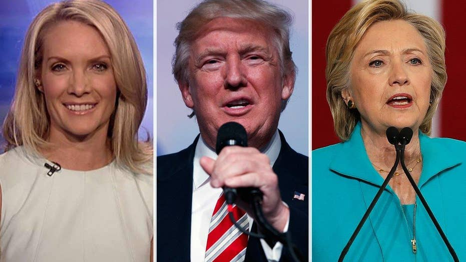 Perino's take: Clinton or Trump - who has polling momentum?