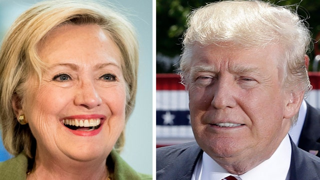 Issues of national security dominate the 2016 campaign
