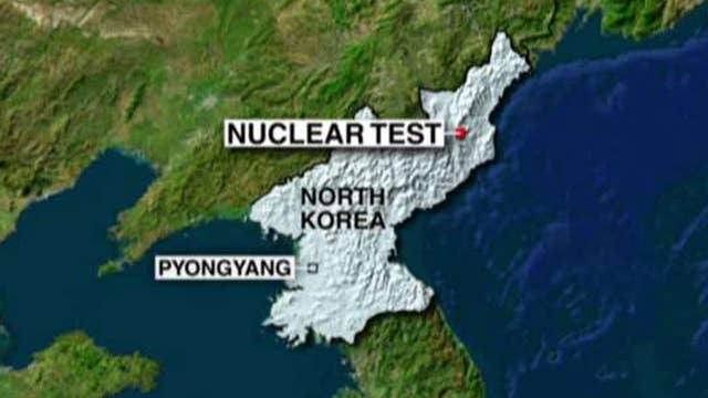 Eric Shawn reports: North Korea's nuclear missiles