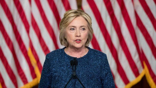 Clinton says she regrets 'deplorables' comment