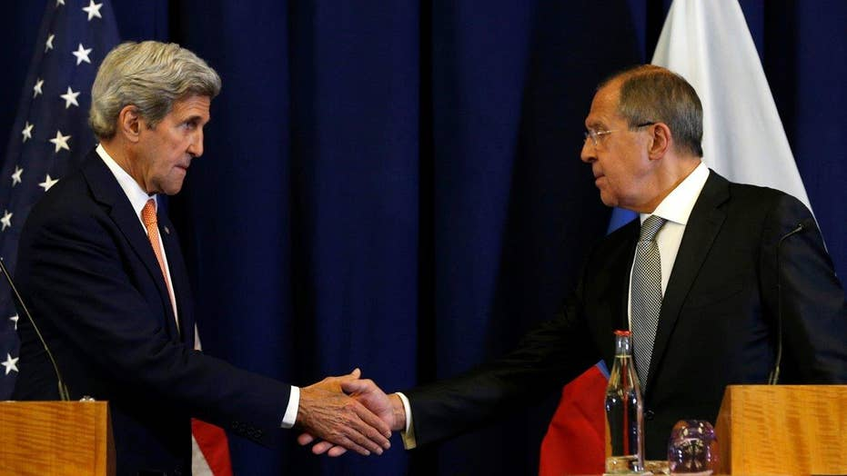 US and Russia announce Syria peace agreement