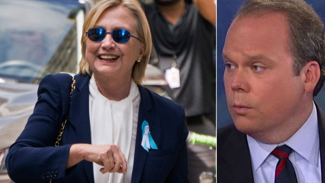 Stirewalt: 'Jarring' video of Clinton will change the race