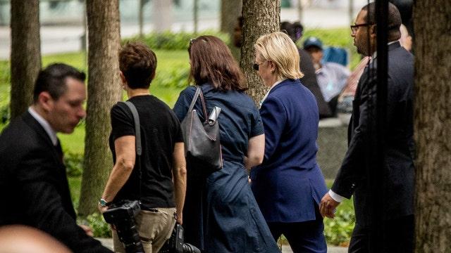 Secret Service may have broken protocol for Clinton exit