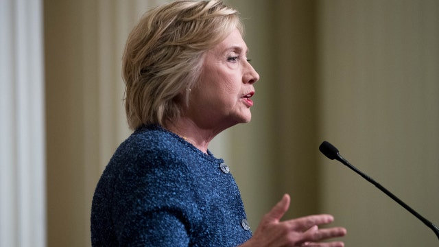 Clintons Dr.: She was diagnosed with pneumonia