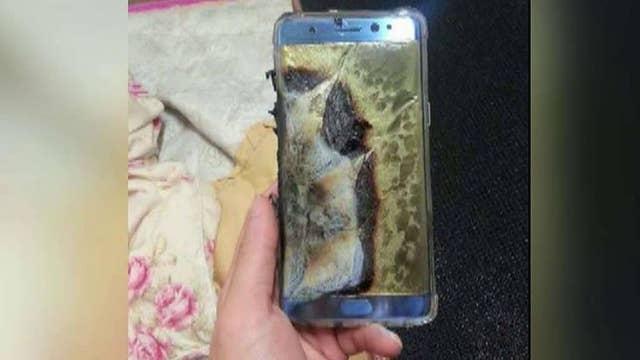 Samsung: Return all Galaxy Note 7 phones immediately