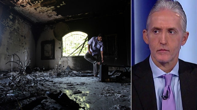Gowdy on 'frustration' felt four years after Benghazi attack
