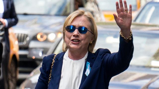 Doctor: Clinton receiving treatment for pneumonia