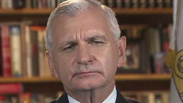 Sen. Jack Reed on America's safety 15 years after 9/11