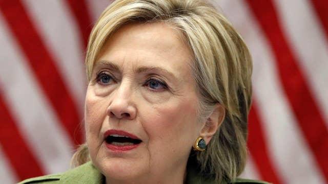 Clinton's 'deplorable' attack