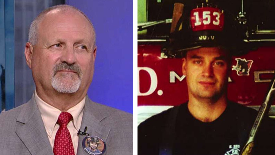 Brother of Stephen Siller discusses fallen firefighters' acts of heroism
