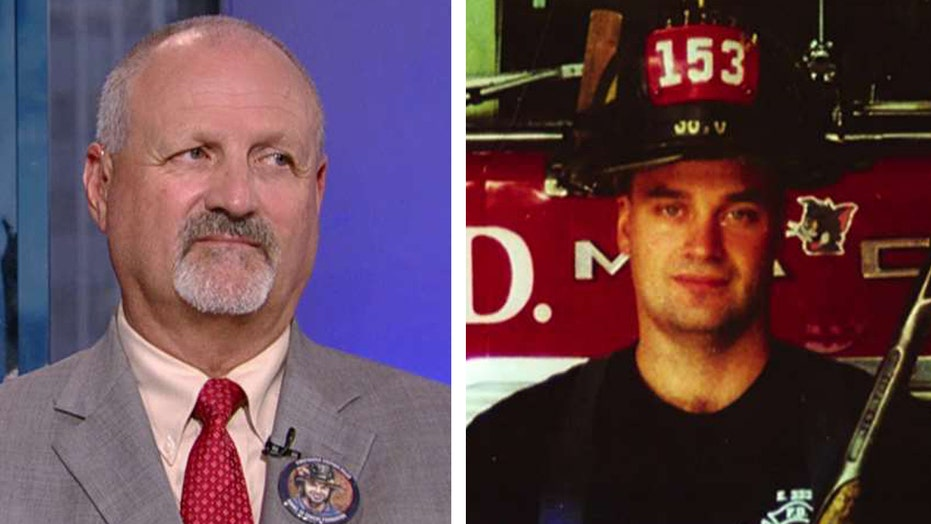 How 9/11 first responder inspired Tunnel to Towers