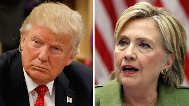 Trump: Clinton's comment biggest mistake of political season